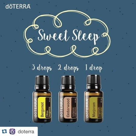 recipe sweet sleep diffuser