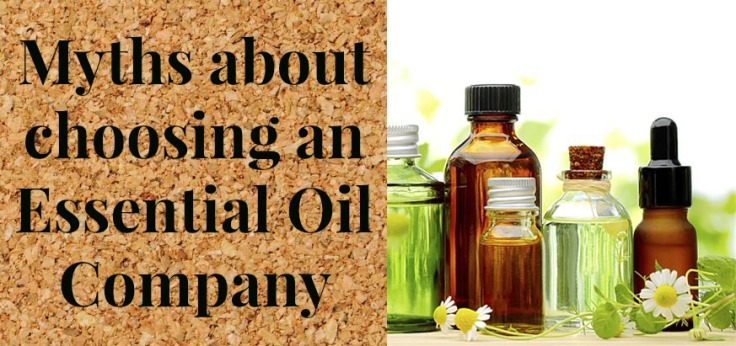 essential oil buying myths