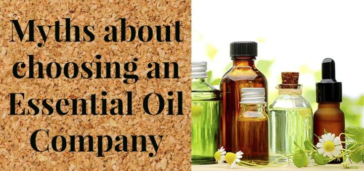 essential oil buying myths