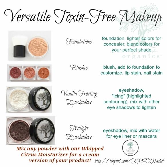 Versatile Makeup