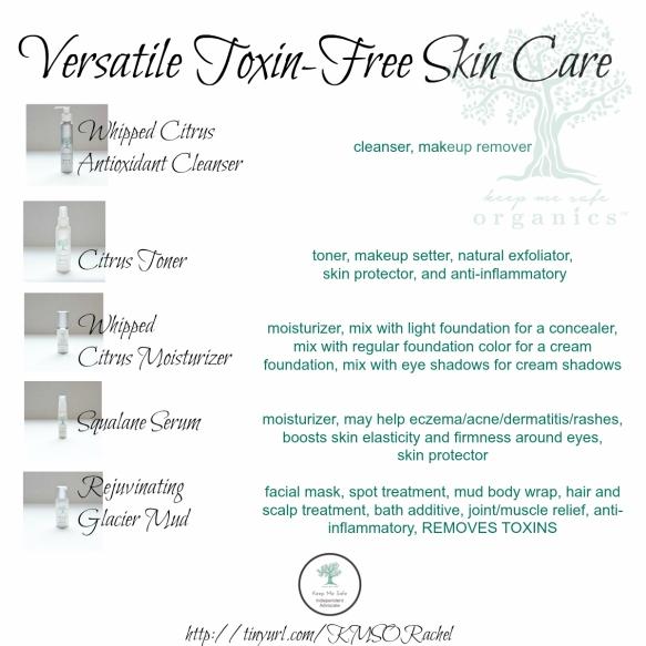Versatile Skin Care